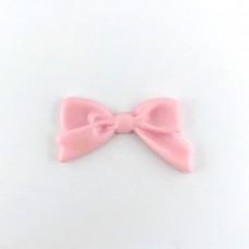 Bow soft pink big