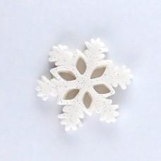 average snowflake