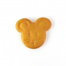 Cracker in the shape of a mouse