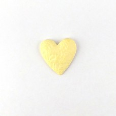 Banana Heart-shaped Cookies