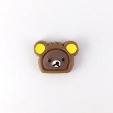 Cookies Bear with banana ears
