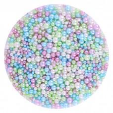 Beads azure mix