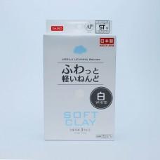 Clay Soft glue SOFT CLAY White