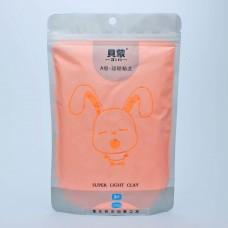 Clay Bunny, light orange