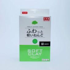 Clay SOFT CLAY green