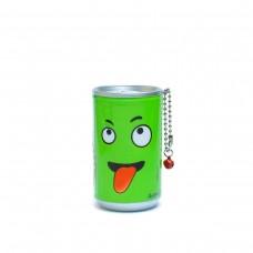 Wet wipes in a green jar
